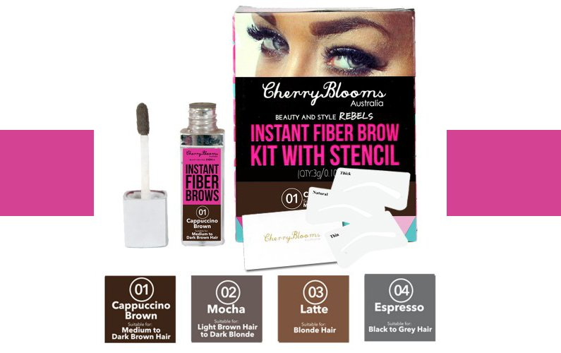 The Secret To Bigger Brows In An Instant
