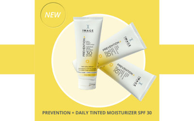 BACK & BETTER THAN EVER – PREVENTION+ DAILY TINTED MOISTURIZER – SPF 30