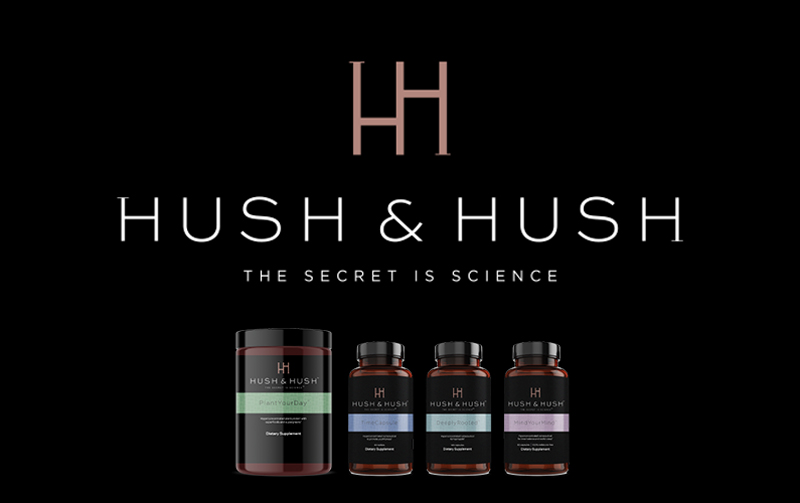 Launch of Hush and Hush – Luxury Nutraceuticals